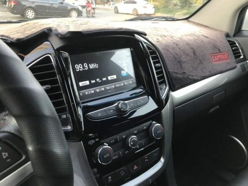Bán xe Chevrolet Captiva Revv sản xuất 2016, màu trắng, xe nhập số tự động (2)
