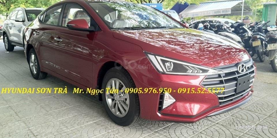 Hyundai Đà Nẵng cần bán Hyundai Elantra New 2019, màu đỏ, xe nhập 3 cục, LH 0905976950 (1)