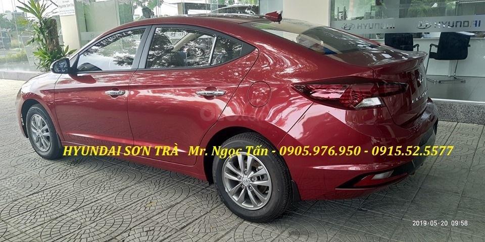 Hyundai Đà Nẵng cần bán Hyundai Elantra New 2019, màu đỏ, xe nhập 3 cục, LH 0905976950 (2)