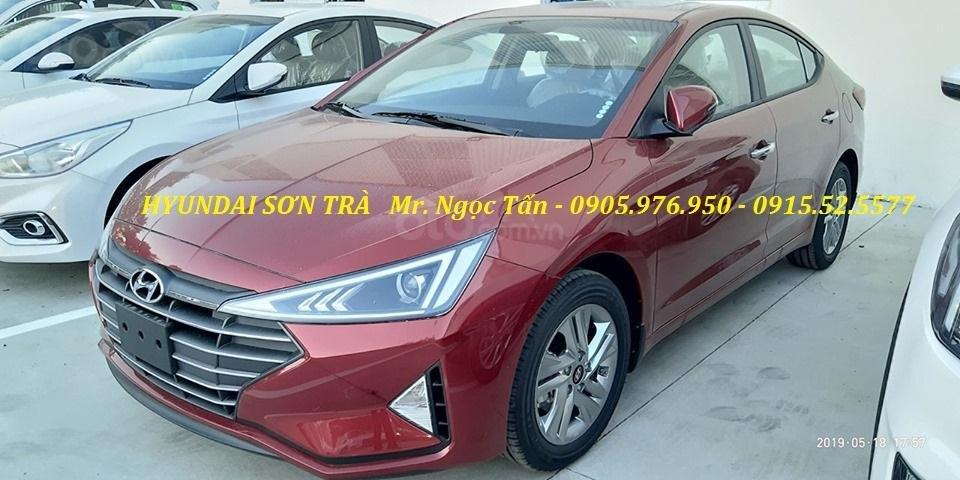 Hyundai Đà Nẵng cần bán Hyundai Elantra New 2019, màu đỏ, xe nhập 3 cục, LH 0905976950 (3)