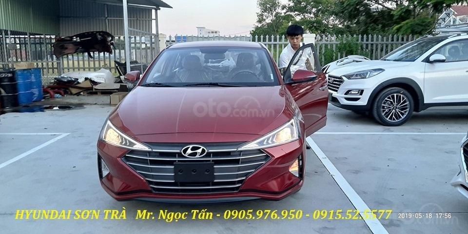Hyundai Đà Nẵng cần bán Hyundai Elantra New 2019, màu đỏ, xe nhập 3 cục, LH 0905976950 (5)
