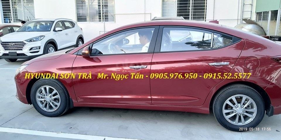 Hyundai Đà Nẵng cần bán Hyundai Elantra New 2019, màu đỏ, xe nhập 3 cục, LH 0905976950 (6)