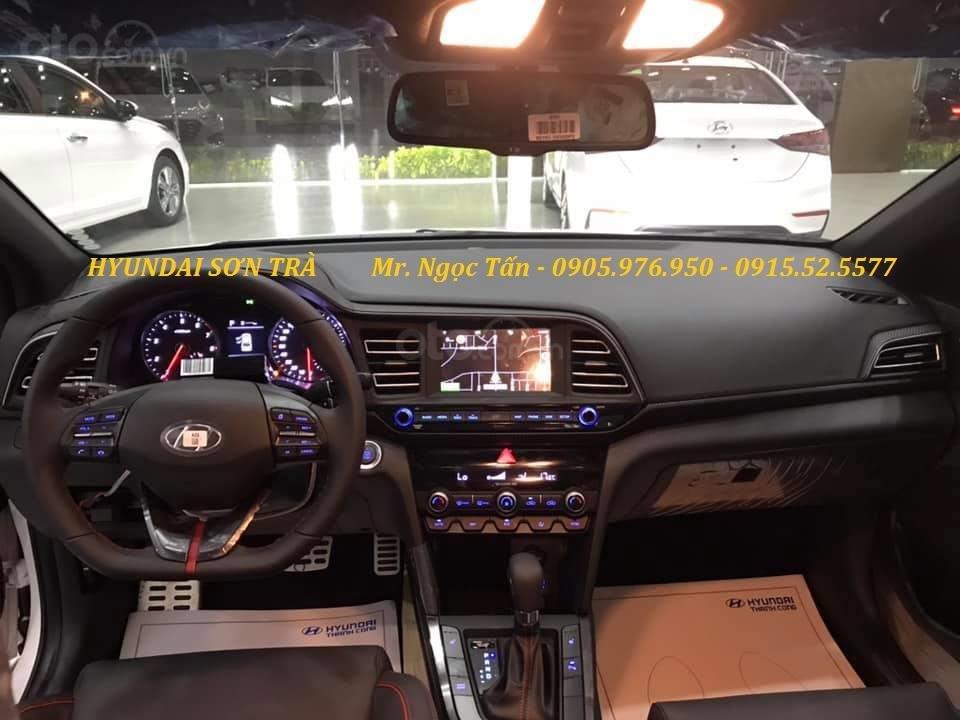 Hyundai Đà Nẵng cần bán Hyundai Elantra New 2019, màu đỏ, xe nhập 3 cục, LH 0905976950 (9)