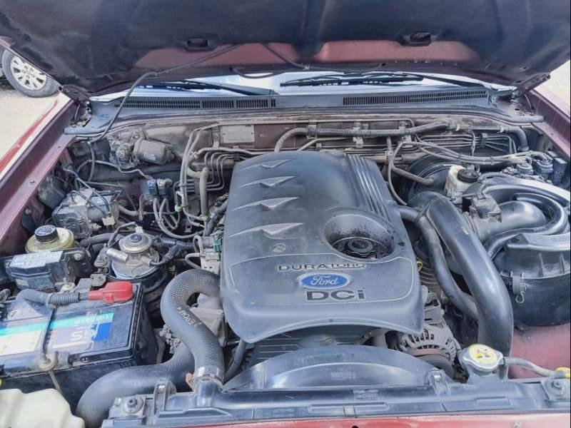 Bán xe Ford Ranger XLT 4x4 năm 2010, màu đỏ, 355 triệu (6)