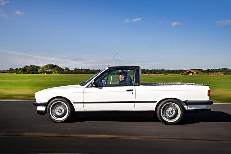 10 mẫu BMW đặc biệt hiếm khi xuất hiện trên đường 1