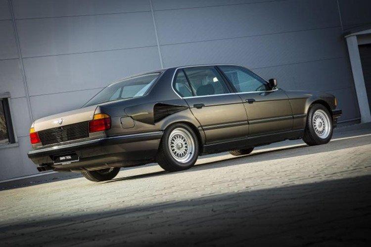 10 mẫu BMW đặc biệt hiếm khi xuất hiện trên đường a7