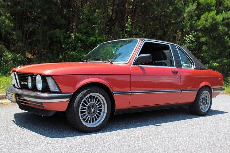 10 mẫu BMW đặc biệt hiếm khi xuất hiện trên đường a3