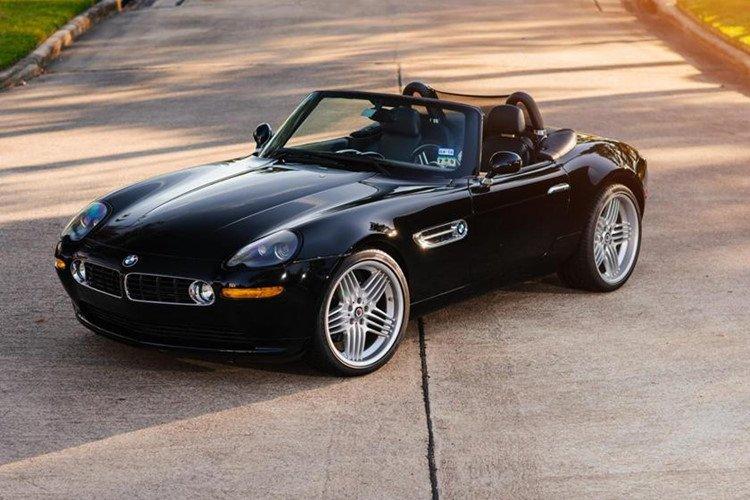 10 mẫu BMW đặc biệt hiếm khi xuất hiện trên đường a10