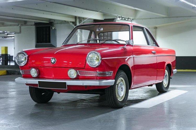 10 mẫu BMW đặc biệt hiếm khi xuất hiện trên đường a5