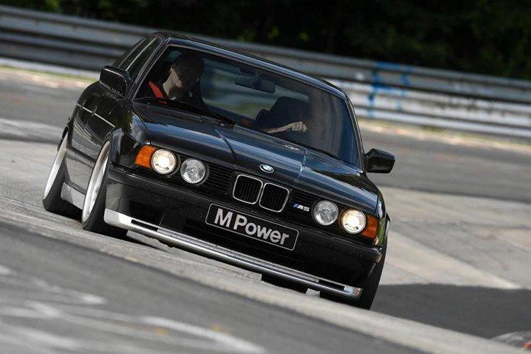 10 mẫu BMW đặc biệt hiếm khi xuất hiện trên đường a4