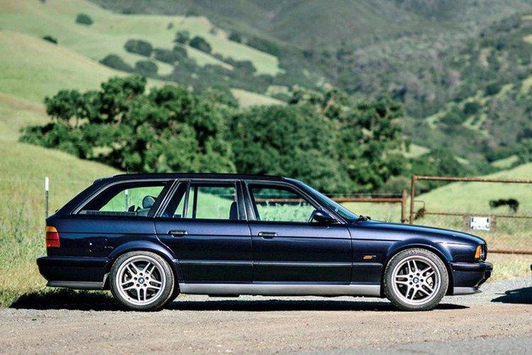 10 mẫu BMW đặc biệt hiếm khi xuất hiện trên đường a8
