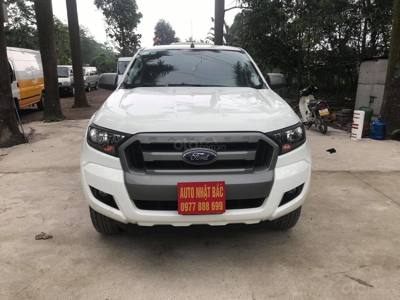 Bán Ford Ranger XLS đời 2016, số sàn 1 cầu, máy dầu 2.2, nhập khẩu nguyên chiếc Thái Lan-0