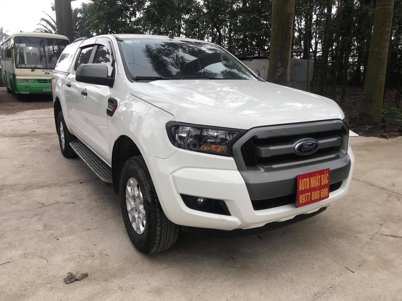 Bán Ford Ranger XLS đời 2016, số sàn 1 cầu, máy dầu 2.2, nhập khẩu nguyên chiếc Thái Lan-1