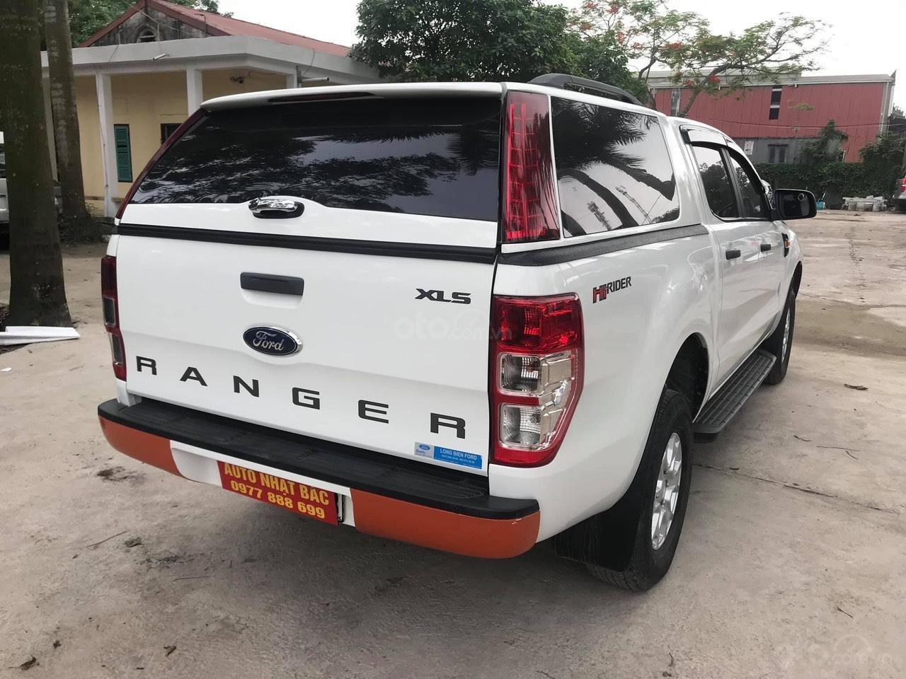 Bán Ford Ranger XLS đời 2016, số sàn 1 cầu, máy dầu 2.2, nhập khẩu nguyên chiếc Thái Lan-4