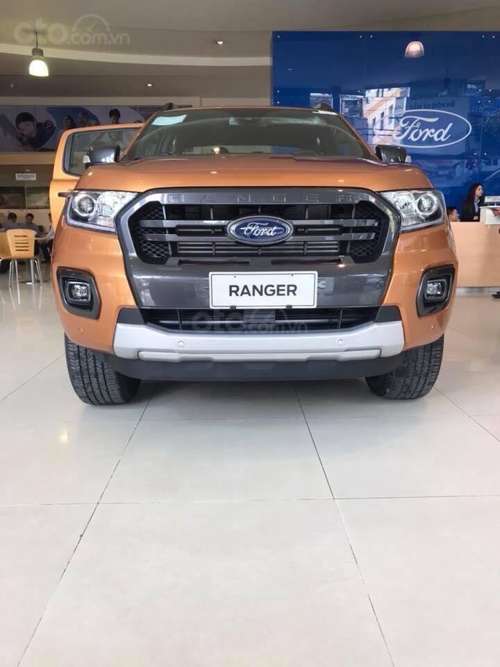 Bán xe Ford Ranger Wildtrak 4x4, 4x2, XLT, XLS, XL sản xuất 2019, xe nhập khẩu, giá tốt nhất - Liên hệ: 0766.120.596-3
