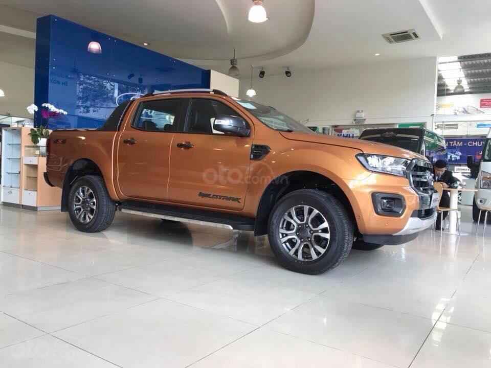 Bán xe Ford Ranger Wildtrak 4x4, 4x2, XLT, XLS, XL sản xuất 2019, xe nhập khẩu, giá tốt nhất - Liên hệ: 0766.120.596-0