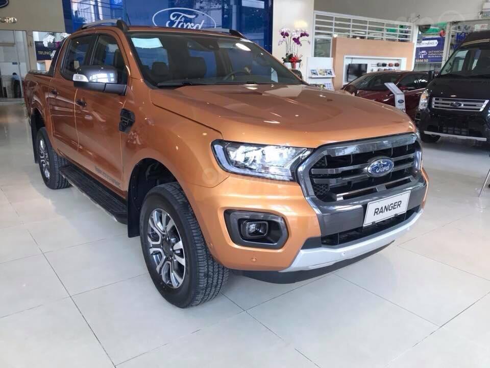 Bán xe Ford Ranger Wildtrak 4x4, 4x2, XLT, XLS, XL sản xuất 2019, xe nhập khẩu, giá tốt nhất - Liên hệ: 0766.120.596-2