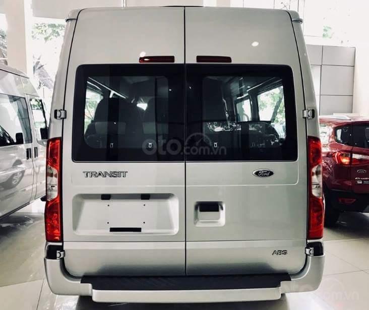 Bán xe Ford Transit SVP năm 2019, màu bạc, 735 triệu-2