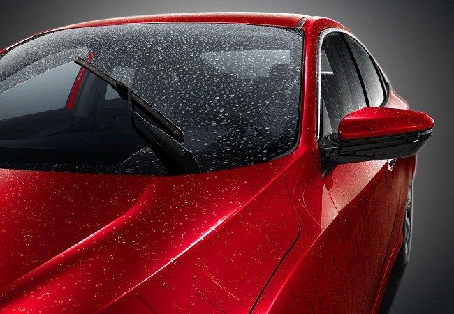 So sánh xe Honda Civic RS 2019 và Mazda 3 2.0 2018 sedan về thiết kế thân xe - Ảnh 2.
