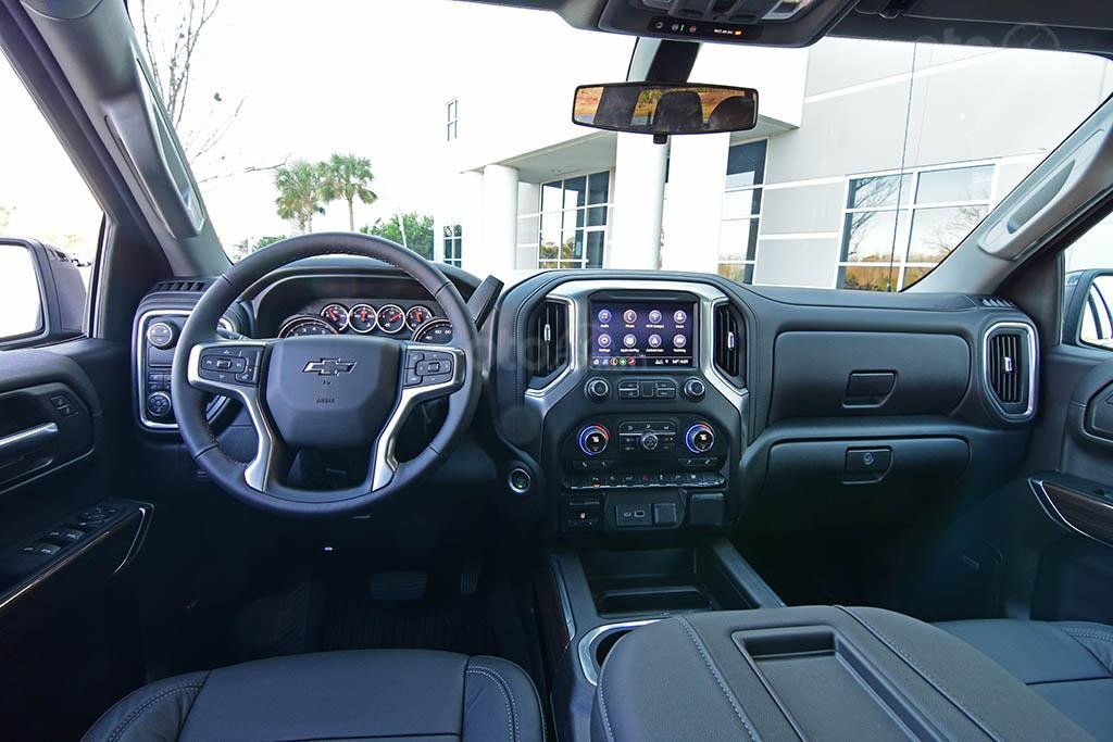 Ưu điểm của Chevrolet Silverado 1500 2WD 2019.