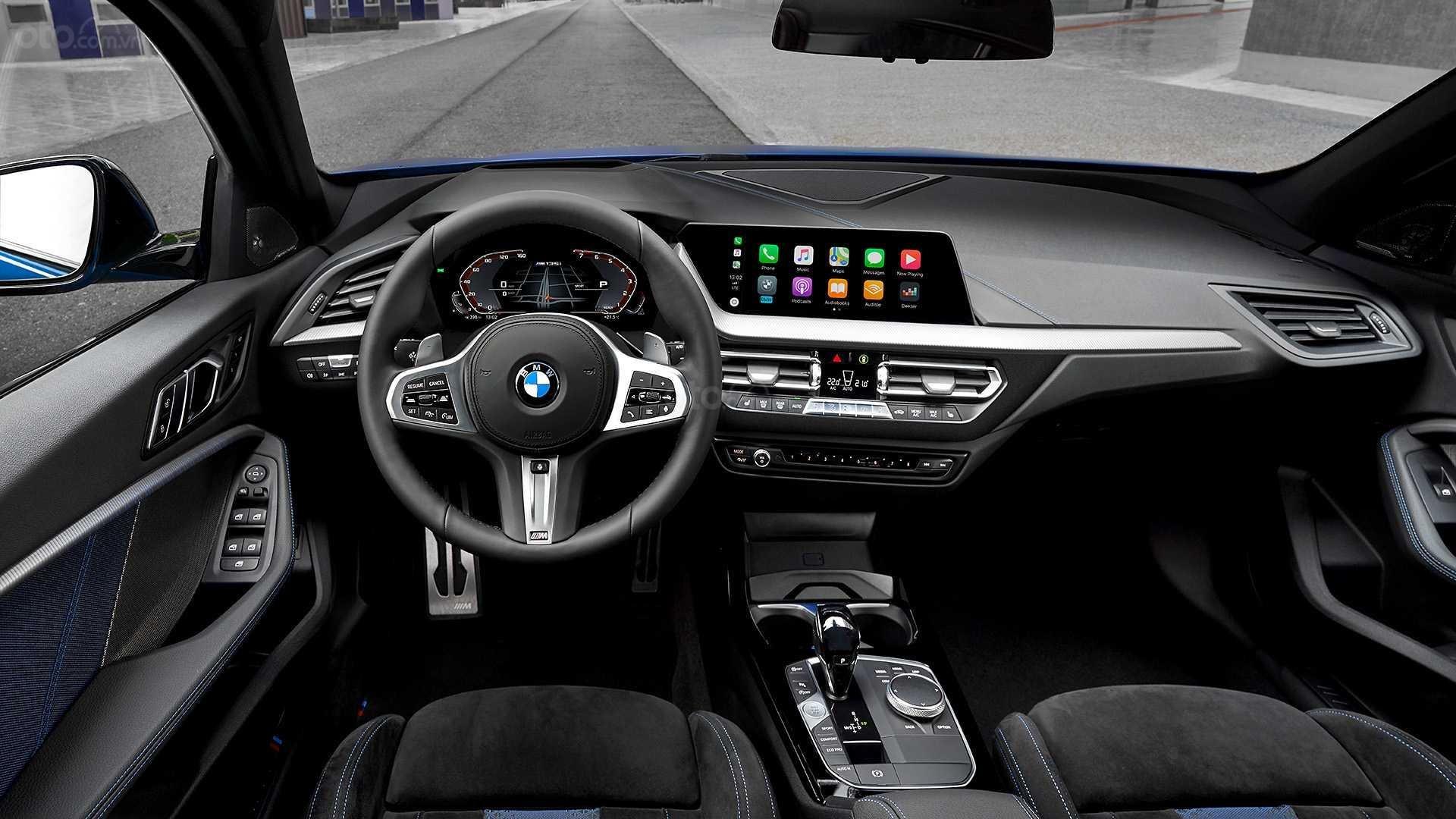 BMW 1-Series 2020 nội thất