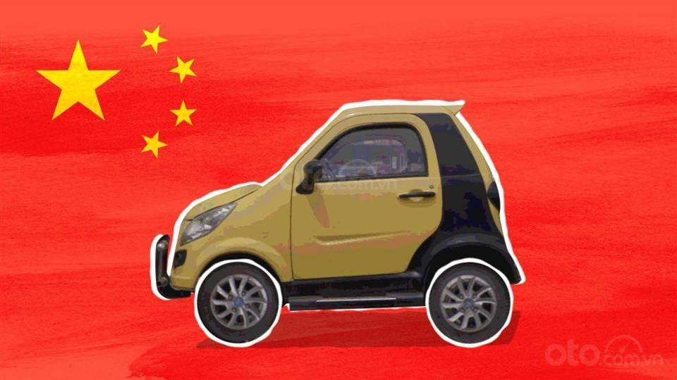 """Xe Trung Quốc qua sử dụng giá """"tí hon"""" có thể quyến rũ người dùng tậu ô tô"""