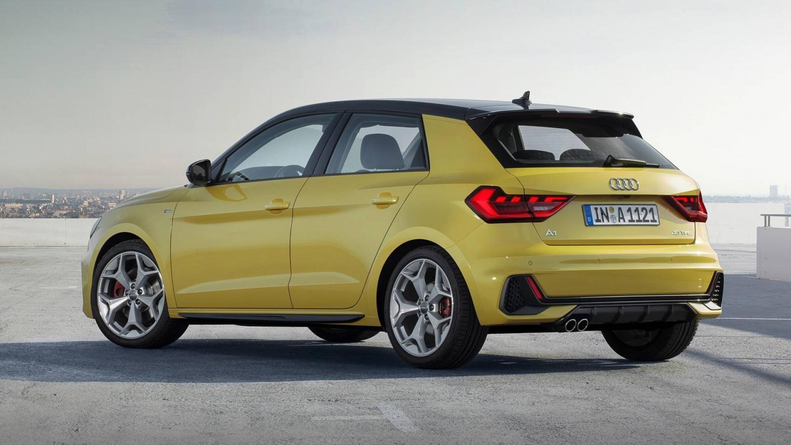 Giá xe Audi A1
