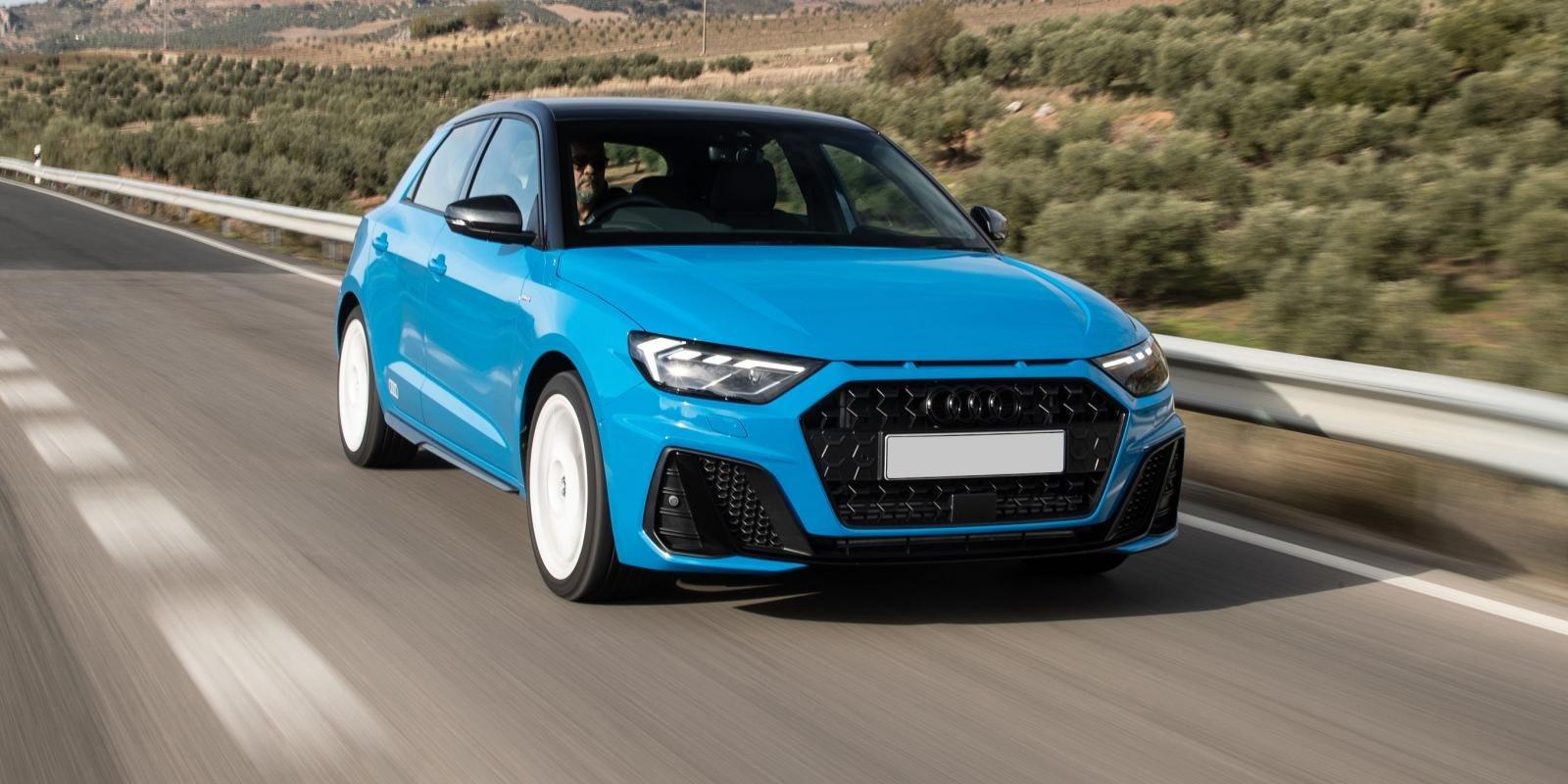 Đánh giá xe Audi A1