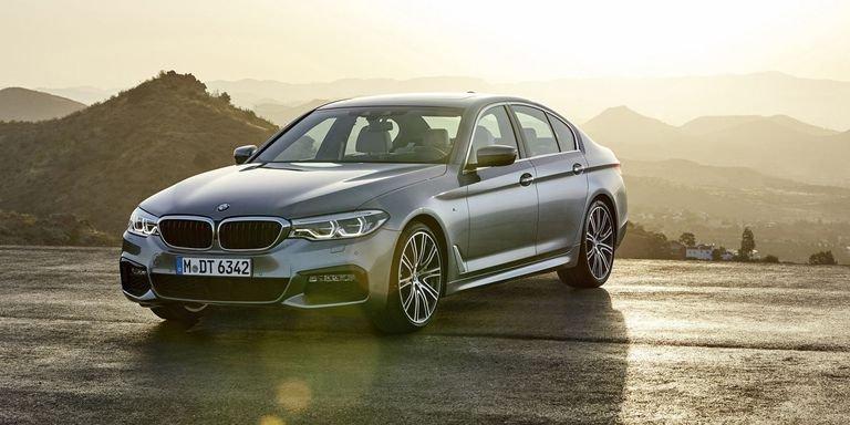 Xe BMW 5-Series