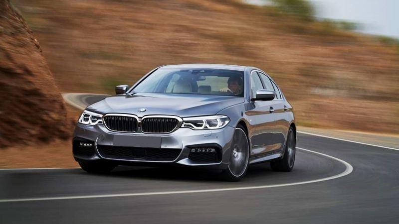Giá xe BMW 5-Series cũ