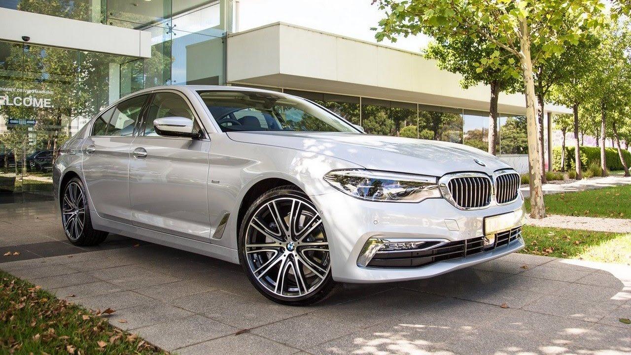 Đánh giá xe BMW 5-Series