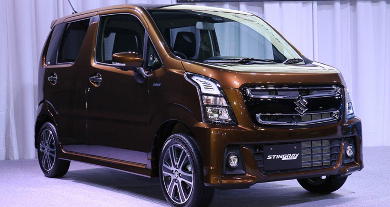 Đánh giá xe Suzuki Wagon R
