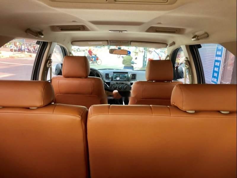 Bán Toyota Fortuner G đời 2015, màu bạc xe gia đình-5