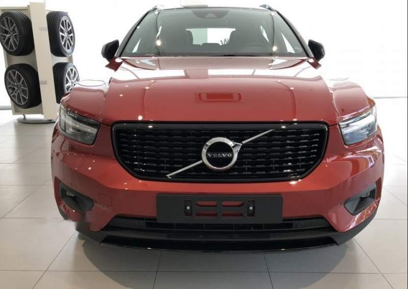 Cần bán xe Volvo XC40 năm 2019, màu đỏ, xe nhập (5)