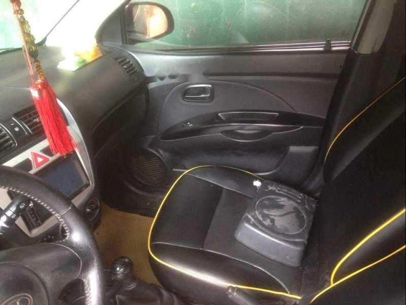 Cần bán lại xe Kia Morning sản xuất năm 2012, màu bạc, 155tr-3