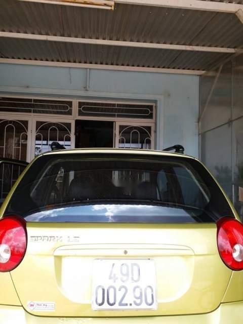 Cần bán xe Chevrolet Spark sản xuất 2009, 110 triệu (3)