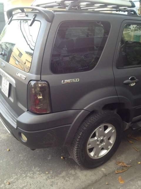 Bán Ford Escape đời 2005, màu xám, 200 triệu-4