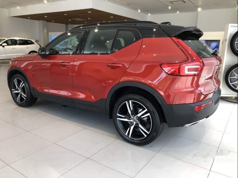 Cần bán xe Volvo XC40 năm 2019, màu đỏ, xe nhập (3)