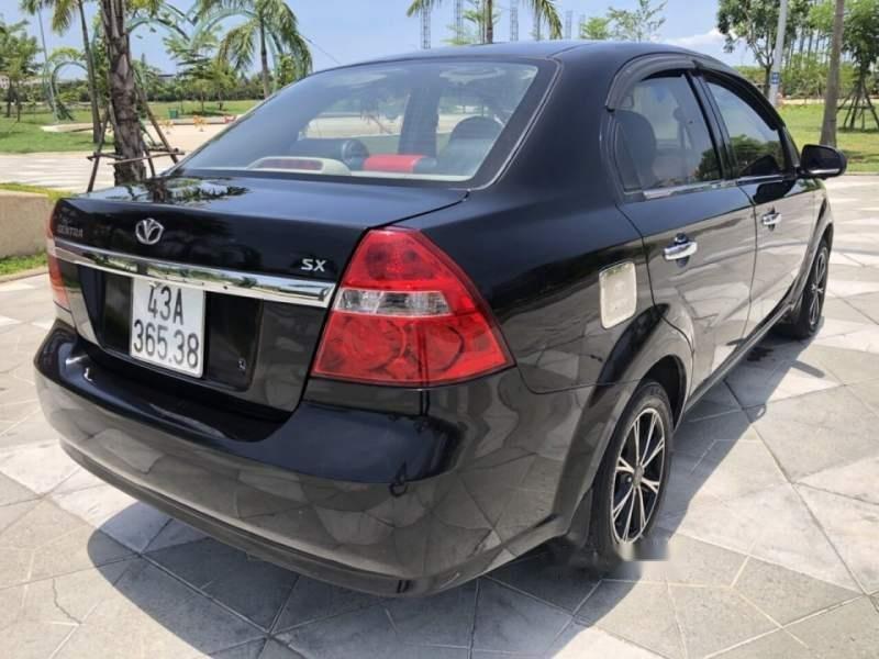 Cần bán gấp Daewoo Gentra đời 2009, màu đen, nhập khẩu xe gia đình, 165 triệu-1