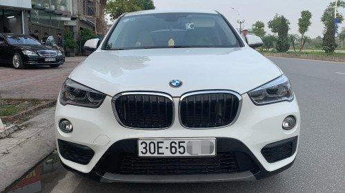 Bán ô tô BMW X1 sDriver năm sản xuất 2016, màu trắng-9