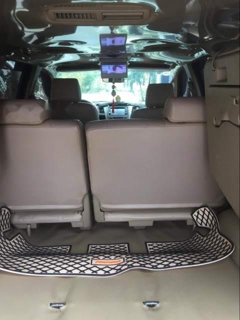 Bán Toyota Fortuner sản xuất năm 2010, màu xám, giá chỉ 650 triệu-5