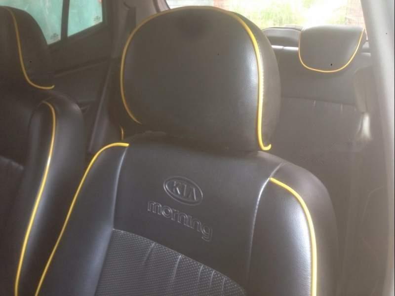 Cần bán lại xe Kia Morning sản xuất năm 2012, màu bạc, 155tr-4