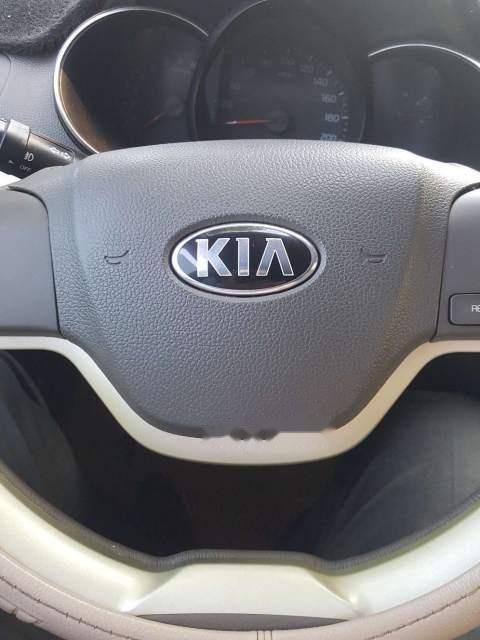 Bán ô tô Kia Morning năm 2017, màu bạc như mới giá cạnh tranh-3
