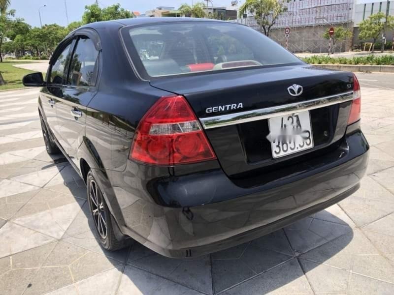 Cần bán gấp Daewoo Gentra đời 2009, màu đen, nhập khẩu xe gia đình, 165 triệu-4