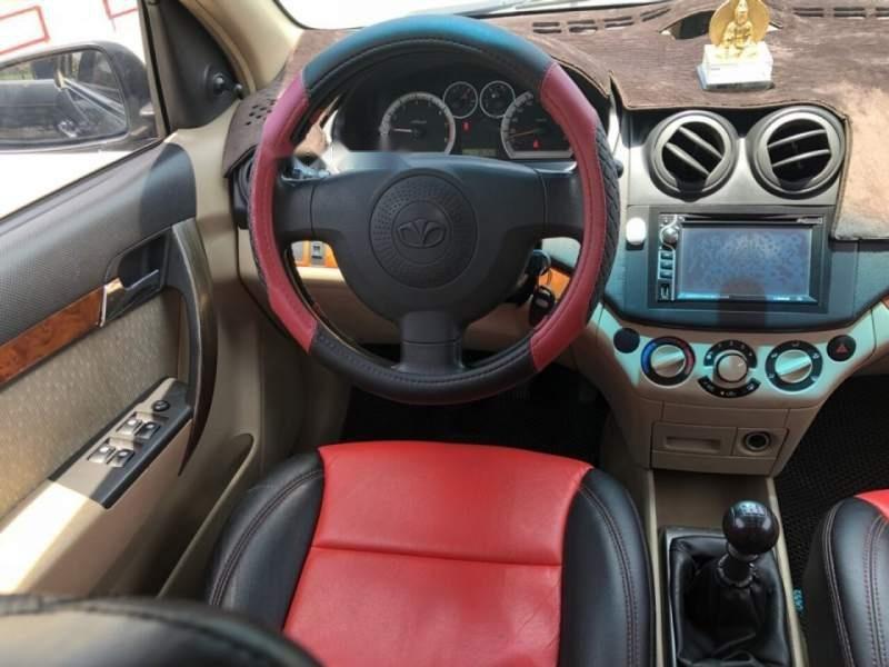 Cần bán gấp Daewoo Gentra đời 2009, màu đen, nhập khẩu xe gia đình, 165 triệu-2