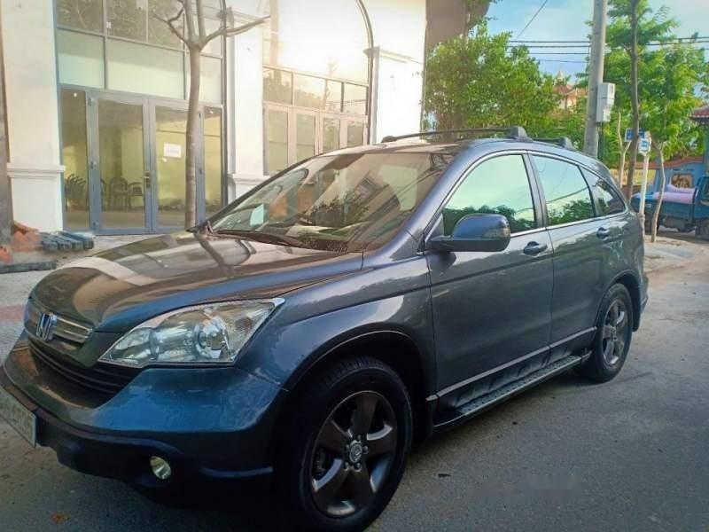 Bán Honda CR V năm 2009, xe nhập số tự động, giá chỉ 510 triệu-0