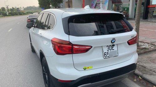 Bán ô tô BMW X1 sDriver năm sản xuất 2016, màu trắng-8