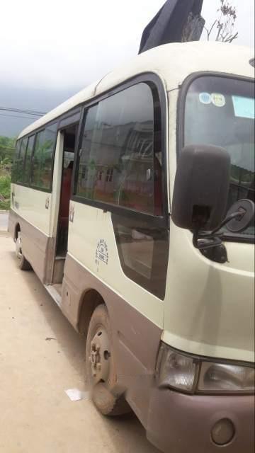 Bán ô tô Hyundai County năm sản xuất 1999, màu kem (be), nhập khẩu (3)