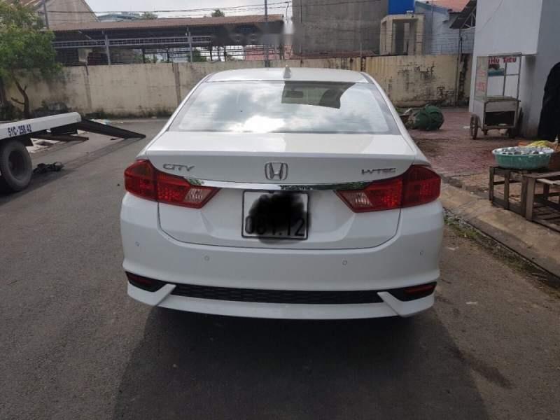 Cần bán lại xe Honda City 2017, màu trắng còn mới, giá chỉ 530 triệu-0