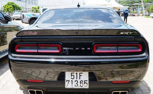 """Dodge Challenger SRT 392 trở thành """"hàng độc"""" tại Việt Nam nhờ độ wide body a2"""